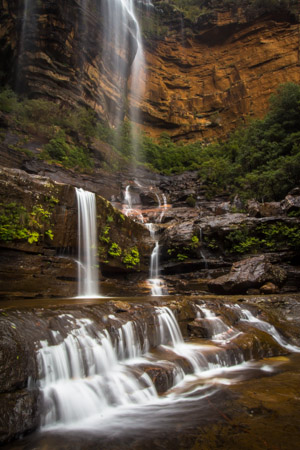 Wentworth Falls, Blue Mountains National Park