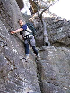 Drive By Wire >> Tarros Ladder and Carlon Head - Bushwalking NSW